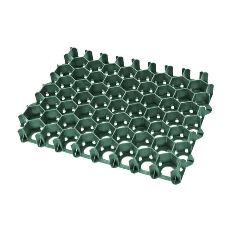 Green Grass Reinforcement Grid | Green | 500 x 390mm (0 195m2) | CORE PRO  GRASS