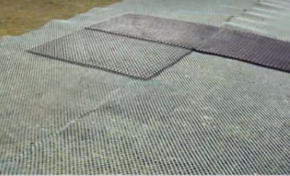 Rubber Grass Protection Mats